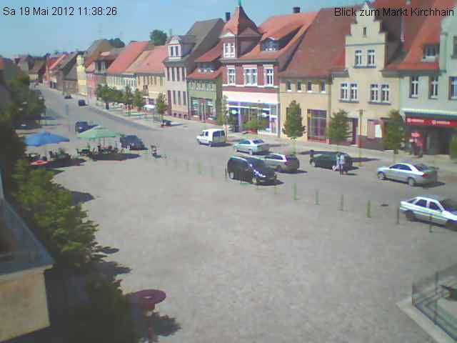 Doberlug-Kirchhain City Center, Marktplatz